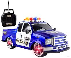 Amazon.com: WolVol Pickup Truck Remote Control Police Car Toy For ... Lego Police Pickup Truck Tutorial Youtube Italian With The Big Written And Blue Sirene Marshfield Two Injured In Cruiser Crash Fast Response Vehicle Wikipedia Largo Undcover Ford Bible Found Pickup Truck Stolen From Ram Factory Michigan As Lavallette Department To Try Trucks New Suvs Does It Get More America Than A Car Offers New F150 For Police Duty Niles Add Fleet But Some Question Its Pur