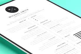 Top Free Indesign Resume Template Download Open Office
