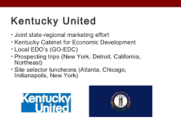 kentucky cabinet for economic development slideshare economic development overview 2012