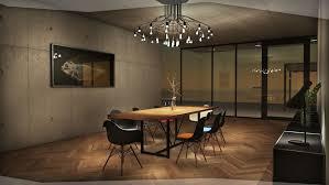 minimal fairfaced concrete villa anymotion3d we 3d