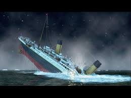 ship sinking simulator como o titanic afundou youtube