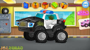 100 Monster Trucks Games Repair Machines Get 1 PC Game Download
