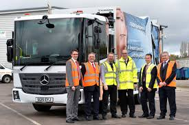 SFS To Supply 22 Refuse Collection Vehicles To Midlands Councils In ...