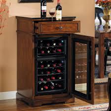 tresanti madison dual zone 24 bottle wine cooler from hayneedle