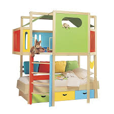 chambre enfant gauthier un lit cabane galerie photos d article 5 12