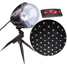 Halloween Chasing Ghosts Projector Light by Christmas Lightshow Projection Points Of Light With Remote 114
