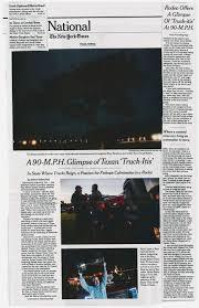 Texas Auto Writers Association, Inc. - The New York Times: