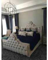 Diamond Tufted Headboard With Crystal Buttons by Amazing Deal Upholstered Headboard Tall Tufted Queen Crystal