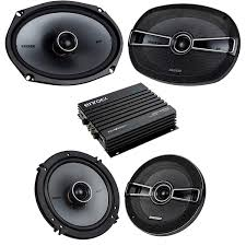 100 Truck Stereo System Amazoncom Car Speaker Bluetooth Streming Set Bundle Combo With 2