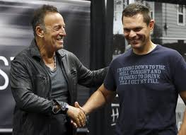 Best excuse ever Bruce Springsteen signs absence note for Philly