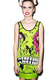 iron fist zombie chomper tank dress dolls kill