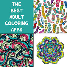 Get The Best Adult Coloring Apps