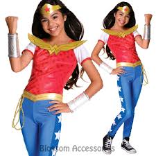 Buy DC Superhero Girls Supergirl Costume Medium Online EBay