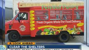 100 Truck Shelters PetsWell Pantry Pet Food Truck Talks Importance Of Adopting Giving
