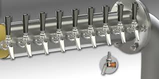 Perlick Beer Tap Tower components perlick corporation