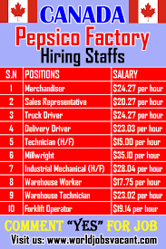 PEPSICO FACTORY HIRING STAFFS AT CANADA » World Jobs Vacant The Pepsi Thread Jobsatgulf Hiring For Pepsico Multiple Location Facebook Truck Driver Salary Fresno Ca Best Image Kusaboshicom 51 Million Thats How Much Big Food Spent So Far This Year To Delivery Related Keywords Suggestions Join Our Team Of Greenville Shortage Drivers Hits New York Businses Pushes Up Wages Soda Stock Photos Images Alamy Apply For Global Geo Box Truckftdays Sued Paying Chinese Overtime Its Workers Connecticut