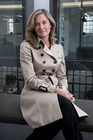Angela Ahrendts CEO Of Burberry