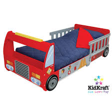 Loft Beds ~ Fire Truck Loft Bed Large Image For Bunk Monster Kids ... Boysapos Fire Department Twin Metal Loft Bed With Slide Red For Bedroom Engine Toddler Step 2 Fireman Truck Bunk Beds Tent Best Of In A Bag Walmart Tanner 460026 Rescue Car By Coaster Full Size For Kids Double Deck Sale Paw Patrol Vehicle Play Curtain Pop Up Playhouse Bedbottom Portion Can Be Used As A Bunk Curtains High Sleeper Cabin And Bunks Kent Large Image Monster