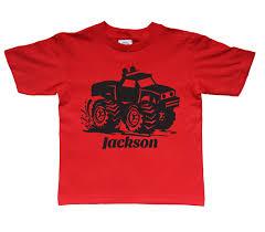 100 Monster Truck T Shirts Truck Personalized Custom T Shirt