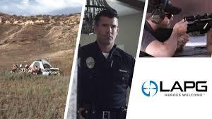 LA Police Gear -