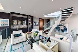 100 Pent House In London The Corniche House Albert Embankment Martyn White Designs
