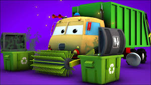 100 Garbage Truck Youtube Road Rangers Frank The Song Ep 14