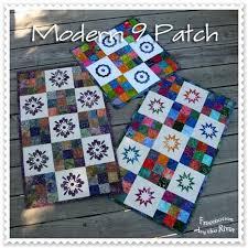 Nine Patches & Nine Ways Nine Patch Quilt Inspiration