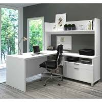 Bestar L Shaped Desk by Bestar Desks Bookcases Computer Desk Office L Shaped Desks