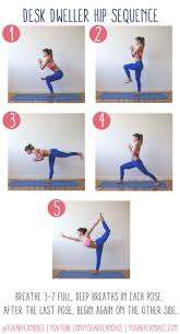 Youtube Chair Yoga Sequence by Best 10 Hip Openers Ideas On Pinterest Hip Opening Stretches
