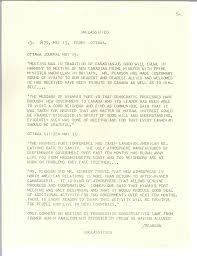 Pearson Desk Copy Return by Canada Pearson Visit May 1963 John F Kennedy Presidential