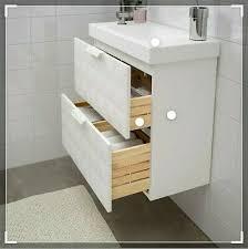 ikea godmorgon weiß badezimmer waschbeckenschrank 3d neu