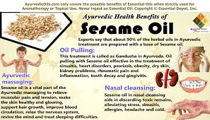 Buy Pumpkin Seed Oil For Hair Loss by Ayurvedic Health Benefits Of Sesame Oil Ayurvedic Oils