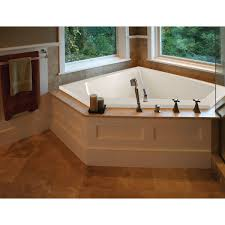 Jacuzzi Faucets Home Depot by Bed U0026 Bath Pedestal Sink With Wall Mirror And Whirlpool Tub Also