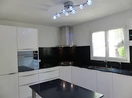hotte de cuisine en angle plan de travail cuisine angle meuble angle cuisine occasion
