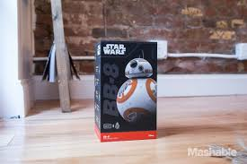 Halloween Hologram Projector Kopen by Hands On With The Incredible Star Wars Bb 8 By Sphero