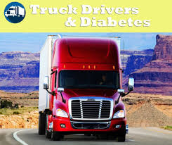 Commercial Truck Driving And Diabetes: Can You Become Truck Driver ...