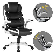 YAMASORO Heavy Duty Black Office Chair Desk Chair Stylish High Back  Computer Chair With Adjustable Arms And Back Support For Heavy People Fniture Homewares Online In Australia Brosa Brilliant Costco Office Design For Home Winsome Depot Desks With Awesome Modern Style Computer Desk For Room Chair Max New Chairs Ofc Commercial Pertaing Squaretrade Protection Plans Guide How To Buy A Top 10 Modern Fniture Offer Professional And 20 Stylish And Comfortable Designs Ideas Are You Sitting Comfortably Choosing A Your