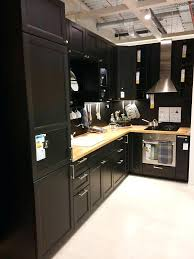 cuisine bois et cuisine noir mat beautiful cuisine bois et noir ideas design
