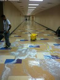 vinyl composition tile vct floor cleaning image