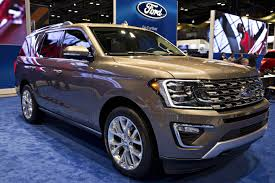 2018 Ford Expedition To Get Live-Streamed Cable, Satellite TV - The ... Ford To Invest 900m At Kentucky Truck Plant Retain Expedition 2018 New Limited 4x4 Stoneham Serving First Drive In Malibu Ca Towing Trailers For Sale Used Cars Trucks Rusty Eck Starts Production At First Drive News Carscom The Beast Gets Better Suv 3rd Row Seating For 8 Passengers Fordcom 2015 Reviews And Rating Motor Trend Xlt Baxter Super Duty Global Explorer Diesel Power Magazine