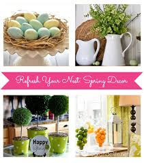 Refresh Your Nest Spring Decor