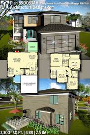 100 Architectural Design For House Modern Plans S Plan 890083AH 4