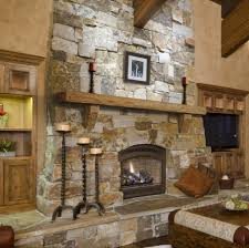 cultured stone room scene fireplace pinterest propane
