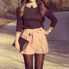 Shorts Bow Cute Outfits Outfit Pretty Girly Tumblr