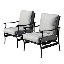 Patio Festival Metal Outdoor Rocking Chair With Gray ... The Gripper 2piece Delightfill Rocking Chair Cushion Set Patio Festival Metal Outdoor With Beige Cushions 2pack Fniture Add Comfort And Style To Your Favorite Nuna Wood W Of 2 By Christopher Knight Home Details About Klear Vu Easy Care Piece Maracay Head Java Wicker Enstver Bistro 2piece Seating With Thickened Blue And Brown Amish Bentwood Rocking Chair Augustinathetfordco Splendid Comfortable Chairs Nursing Wooden Luxury Review Phi Villa 3piece