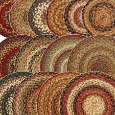 Homespice Decor Jute Rugs by Country Rugs Primitive Home Decors