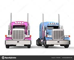 Pink Blue Modern Big Semi Trailer Trucks Side Side — Stock Photo ... Truck Parts Joplin Mo Unique Tricked Out Semi Trucks Peterbilt Big Rigs Semi Trucks Of Different Makes And Models Stand In Row On Custom Custom Freightliner Classic Xl Driver Jobs Mntdl For Sale Cheap Practical Autostrach Rig Red Tractor Park On Wide Industrial P 17 Inch Friction Power Hauler With 4 Race Cars Modots Campaign Aims To Prevent Semitruck Passenger 8 Things You Should Know When Buying A Used Electric Semis Expected Be Service By 20 Energi News Walmart Introduces Wave Concept Wvideo Poster Posters