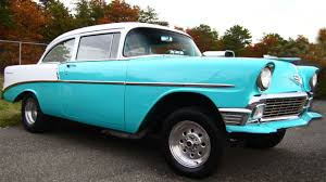 In The Garage: 1956 Chevy 210 | Newsday
