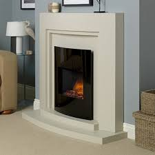 Stone Suite Katell Alston Electric Fireplace Suite Lowest Online