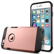 Armor Tough Caso Cajas Del Teléfono para el iphone 6 Plus 6 s